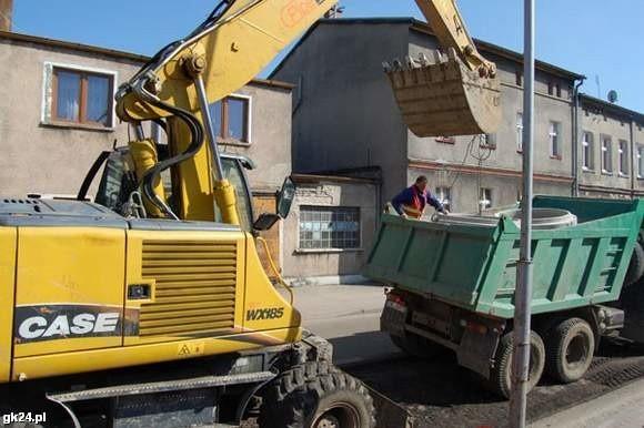 Budowa ma się zakończyć do końca kwietnia