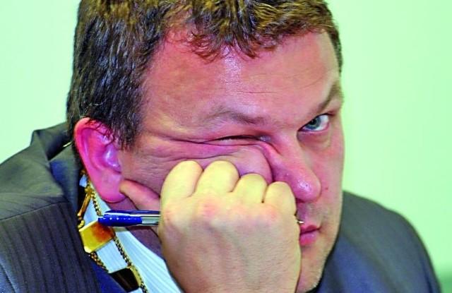 Przewodniczący rady miasta, Dariusz Maciak