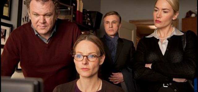 W rolach głównych zagrali Christoph Waltz, Kate Winslet, John C. Reilly i Jodie Foster.