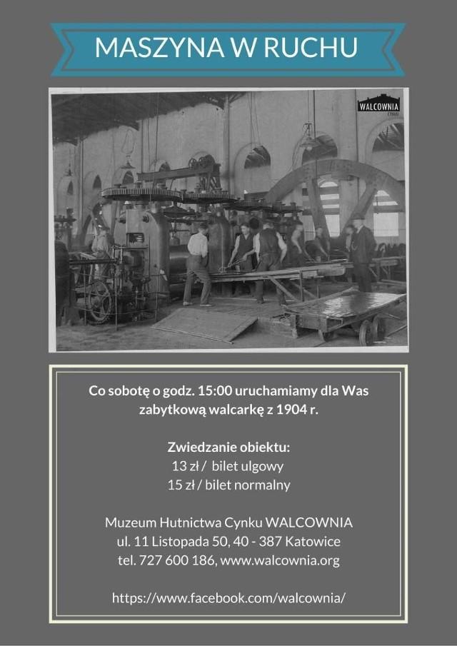 Walcownia w Szopienicach rozpoczyna cykl Maszyna w Ruchu