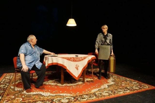 Andrzej Beya-Zaborski i Maria Jolanta Rogowska tworzą niezapomniany duet