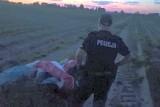 Besiekiery. 34-letni paralotniarz z Podlaskiego nie przeżył upadku z kilkudziesięciu metrów
