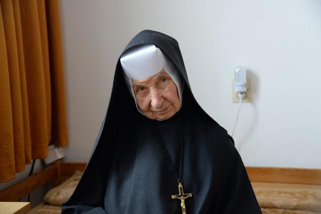 Siostra Adamina świętowała swoje 106. urodziny