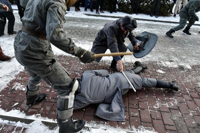 Milicyjne represje to była codzienność stanu wojennego