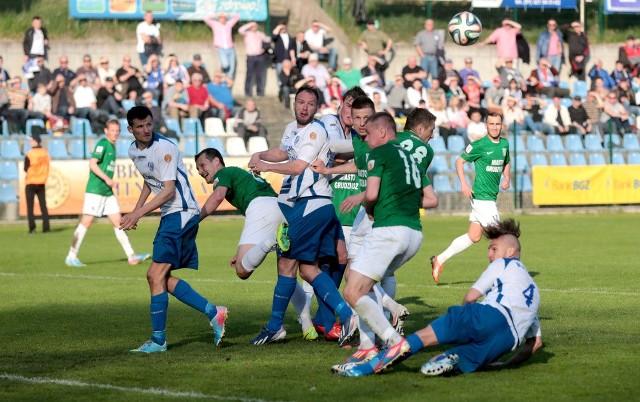 W poprzednim meczu u siebie Flota zremisowała 0:0 z Olimpią Grudziądz.