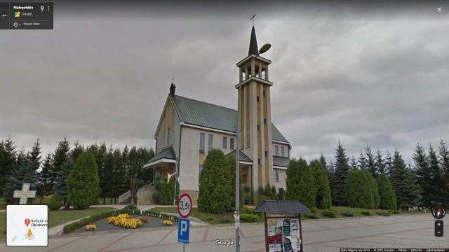 Kościół parafialny pod wezwaniem Św. Józefa Oblubieńca NMP w Kątach