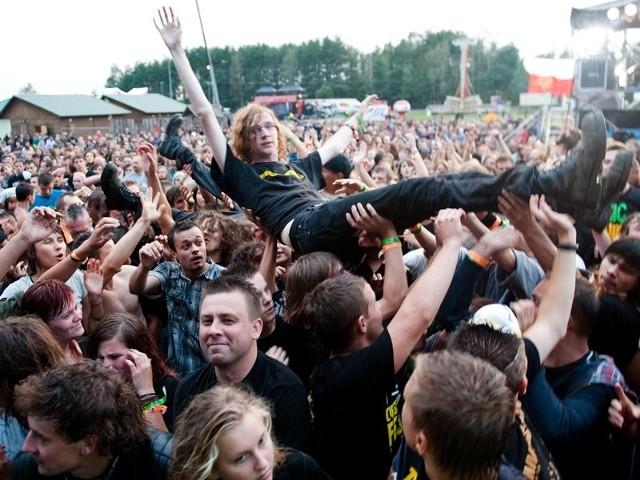 W ub. roku festiwal w Cieszanowie odwiedziło łącznie ponad 20 tys. osób.