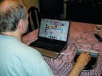 Do ćwiczenie szarych komórek wykorzystać można gry komputerowe Fot. Barbara Rotter-Stankiewicz