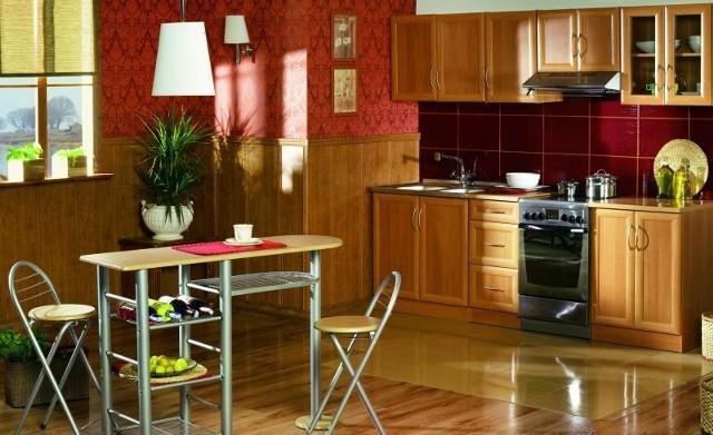 Jeśli z chcemy tylko odświeżyć i zmodernizować wnętrze naszej kuchni, możemy skupić się jedynie na zmianach w obrębie samej zabudowy