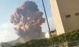 Potężny wybuch w Bejrucie. Zabici, tysiące rannych