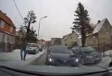 Pościg i strzelanina w Gdańsku. Policja zatrzymała agresywnego kierowcę po dwóch tygodniach (zdjęcia, wideo)