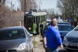 Ostatni tramwaj 43 z Łodzi do Lutomierska. Zobacz jak wiózł prezydenta RP!