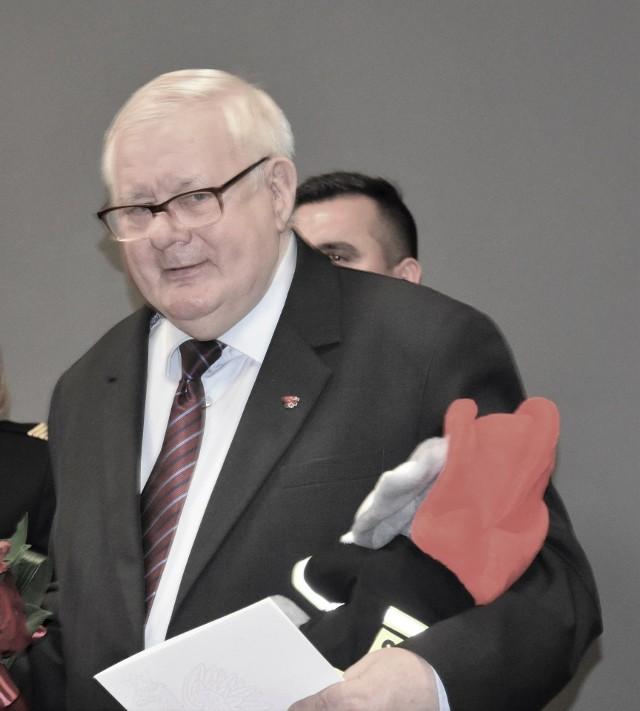 Zygmunt Czajkowski z Nakła ponad pół wieku poświęcił działalności na rzecz innych