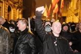 """Poznań: Policja umorzyła postępowanie dotyczące manifestacji narodowców. Jacek Jaśkowiak: """"Widać współpracę nazistów z organami władzy"""""""