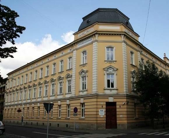 Siedziba NFZ w Rzeszowie.