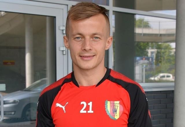 Łukasz Kosakiewicz liczy na zwycięstwo w meczu z Legią.
