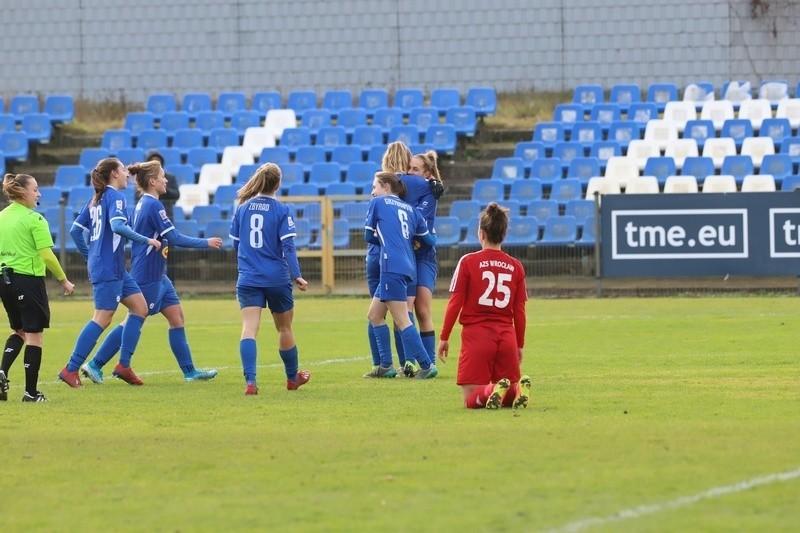 Futbol kobiet. Szkolenie młodzieży.  UKS SMS najlepszy w kraju