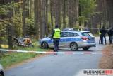 Wypadek quada pod Wrocławiem. Nie żyje 21-latek