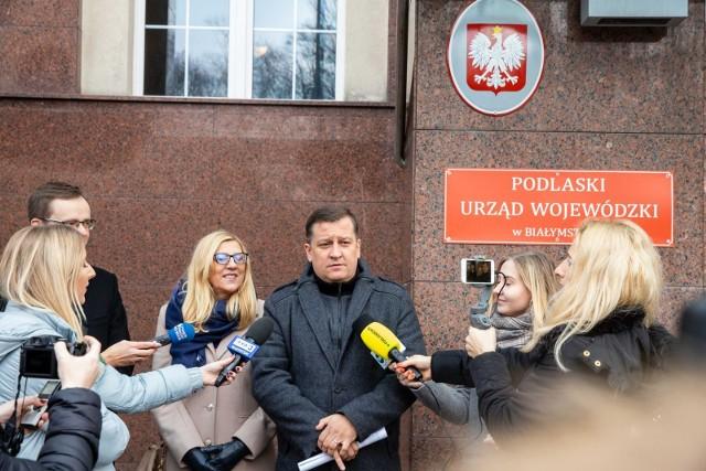 Radni PiS apelują do wojewody o szybkie i wnikliwe rozpatrzenie sprawy ulicy Łupaszki