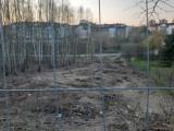 Rusza budowa chodnika do przystanku kolejowego Lublin Zachodni. Miał być gotowy w ubiegłym roku