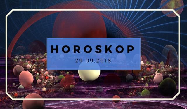 Horoskop dzienny na sobotę, 29.09.2018.