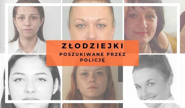 Aż 259 mieszkanek naszego kraju jest poszukiwanych przez policję za kradzież. Wśród nich znajdują się też łodzianki i mieszkanki województwa łódzkiego. Na kolejnych slajdach znajdziecie zdjęcia poszukiwanych kobiet...