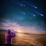 Perseidy 2020. Noc spadających gwiazd już dziś. Kiedy obserwować niebo i jak fotografować Perseidy?