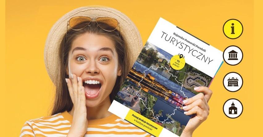 Mamy dla Ciebie PREZENT – Kujawsko-Pomorski Poradnik Turystyczny. Zapisz się na BEZPŁATNĄ wysyłkę!
