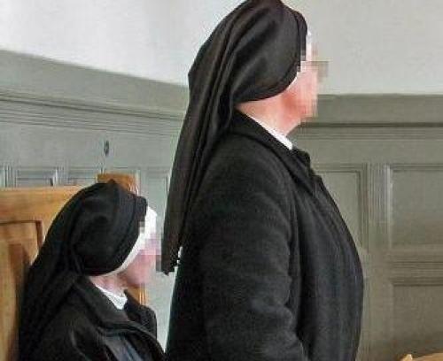 Siostra Bernadetta w sądzie