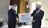Nowe Brzesko, Pałecznica, Kozłów i Gołcza z dotacjami z Funduszu Inwestycji Lokalnych