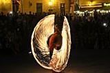 Carnaval Sztukmistrzów trwa! Tłumy mieszkańców podziwiało wieczorne pokazy w Lublinie. Zobacz fotorelację