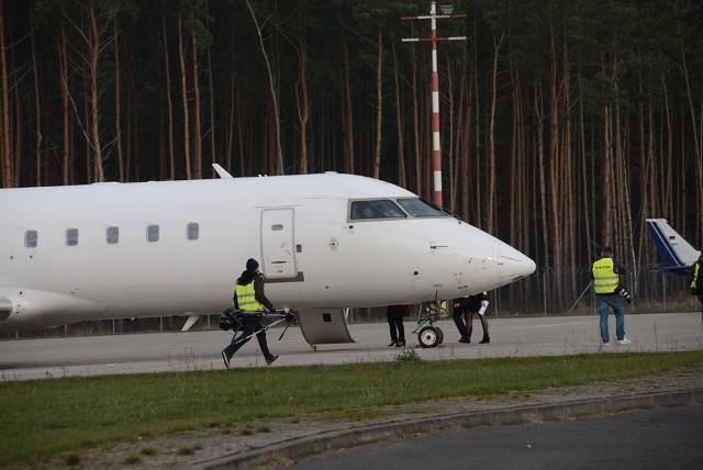 W najbliższych dniach nie polecimy z portu lotniczego Zielona Góra/Babimost do Warszawy.