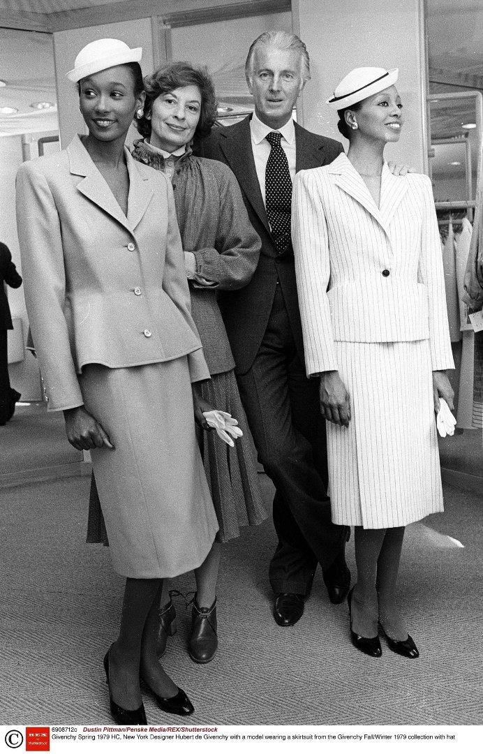 16923bd1 Nie żyje Hubert de Givenchy. Światowej sławy projektant zmarł w ...