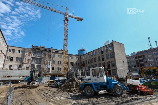 Budowa nowej siedziby urzędu marszałkowskiego w Szczecinie