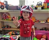 Trzyletni Leon walczy z nowotworem. Pilnie potrzebuje wsparcia. Tarnobrzeg ruszył z akcją charytatywną