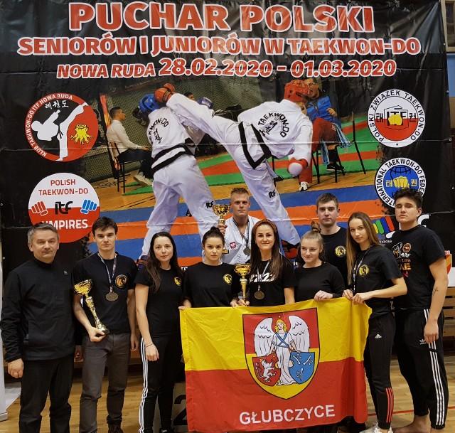 Reprezentanci Sparty Głubczyce udowodnili, że należą do krajowej czołówki.