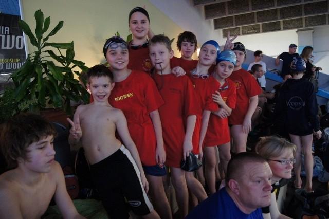 Sokólscy pływacy na Mistrzostwach Województwa Podlaskiego zdobyli kilkanaście medali.