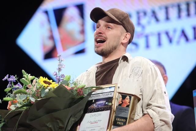 Grand Prix festiwalu zdobył Maks Łapiński.