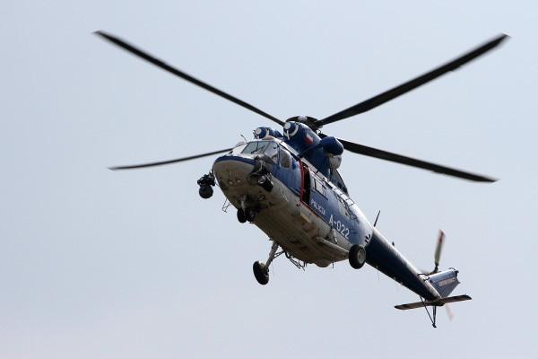 Policyjny śmigłowiec latał nad Szczecinem. Policja wyjaśnia, że to  tylko lot szkoleniowy.