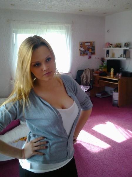 Michalina Drozdowska jest uczennicą szkoły estradowej