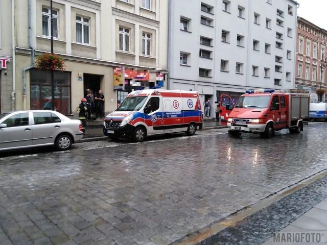 Napad na zegarmistrza w Prudniku.
