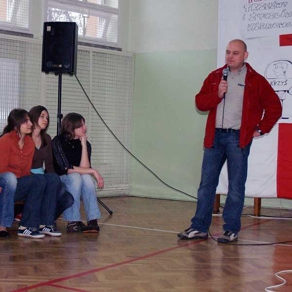 Jacek Czachor: - Po pijanemu nietrudno o wypadek, po którym przez lata potwornie cierpią całe rodziny.