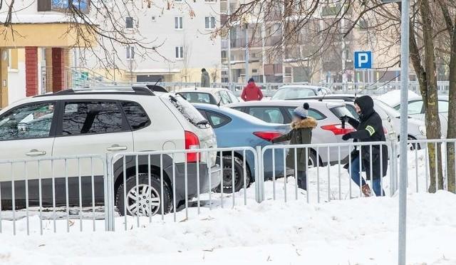 Podczas wizji lokalnej 16 lutego, chłopiec wskazał policjantom dokładne miejsce zdarzenia