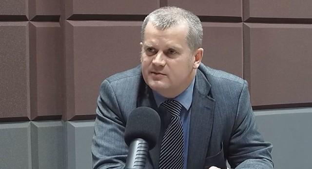 Prezes Mariusz Szpikowski mówi: - Na budowę terminala zakładamy 20 miesięcy.