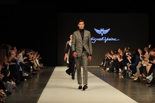 Pokaz Miguela Vieiry na poprzedniej edycji FashionPhilosophy Fashion Week Poland.