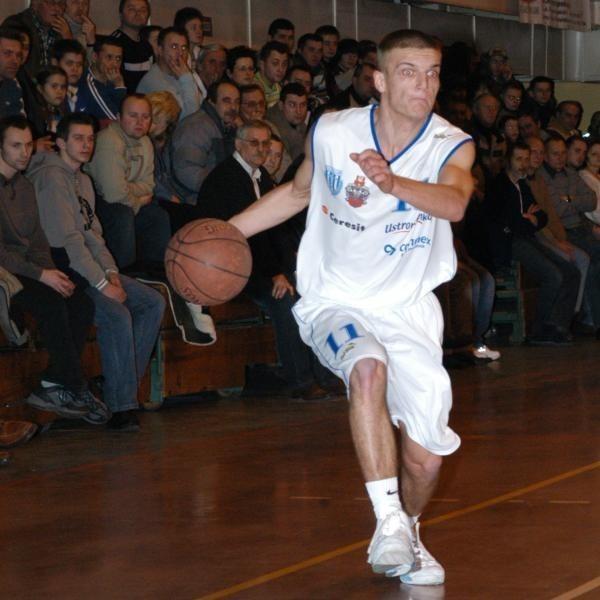 Paweł Janikowski zdobył najwięcej punktów dla Pogoni.
