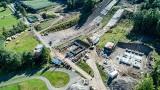 Co za rozmach! Trwa budowa kompleksu średnich skoczni w Zakopanem. To będzie obiekt na miarę Olimpiady