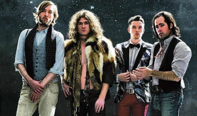 """Zespół The Killers na pewno zaprezentuje w Krakowie swój najnowszy hit - """"Human"""""""