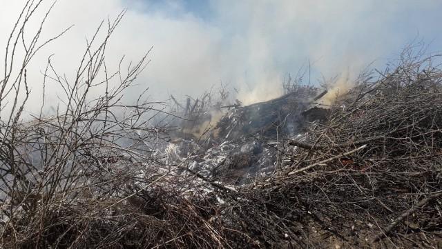 Pożar w Krynkach
