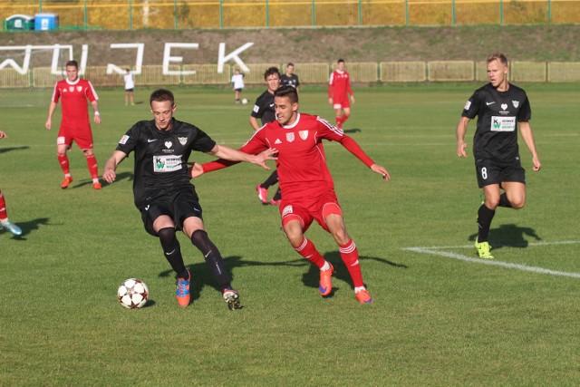 Jesienią w Katowicach Rozwoj przegrał z Pogonią 2:3fot  arkadiusz gola   polska press